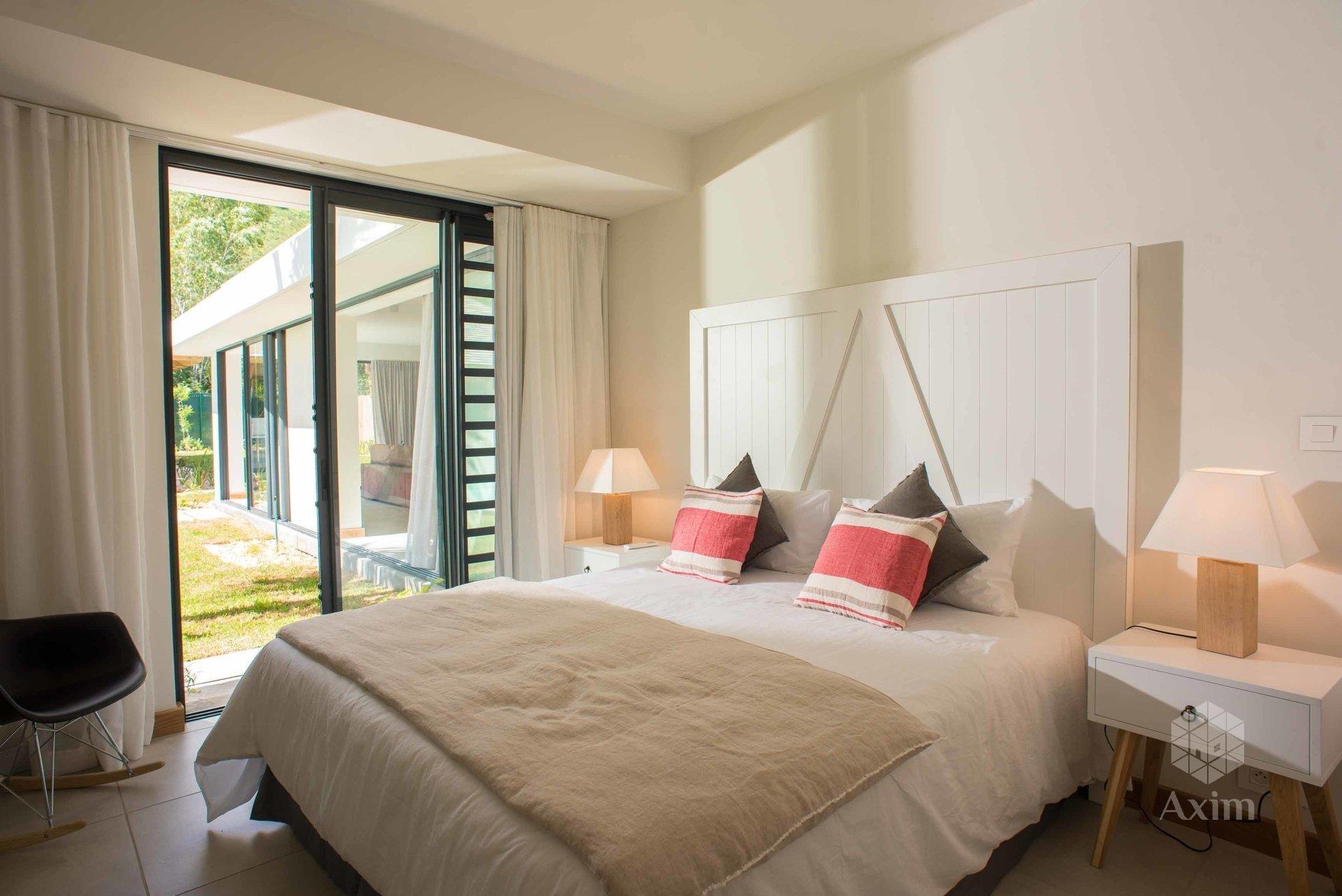 TAMARIN - Villa de luxe dans une résidence sécurisé