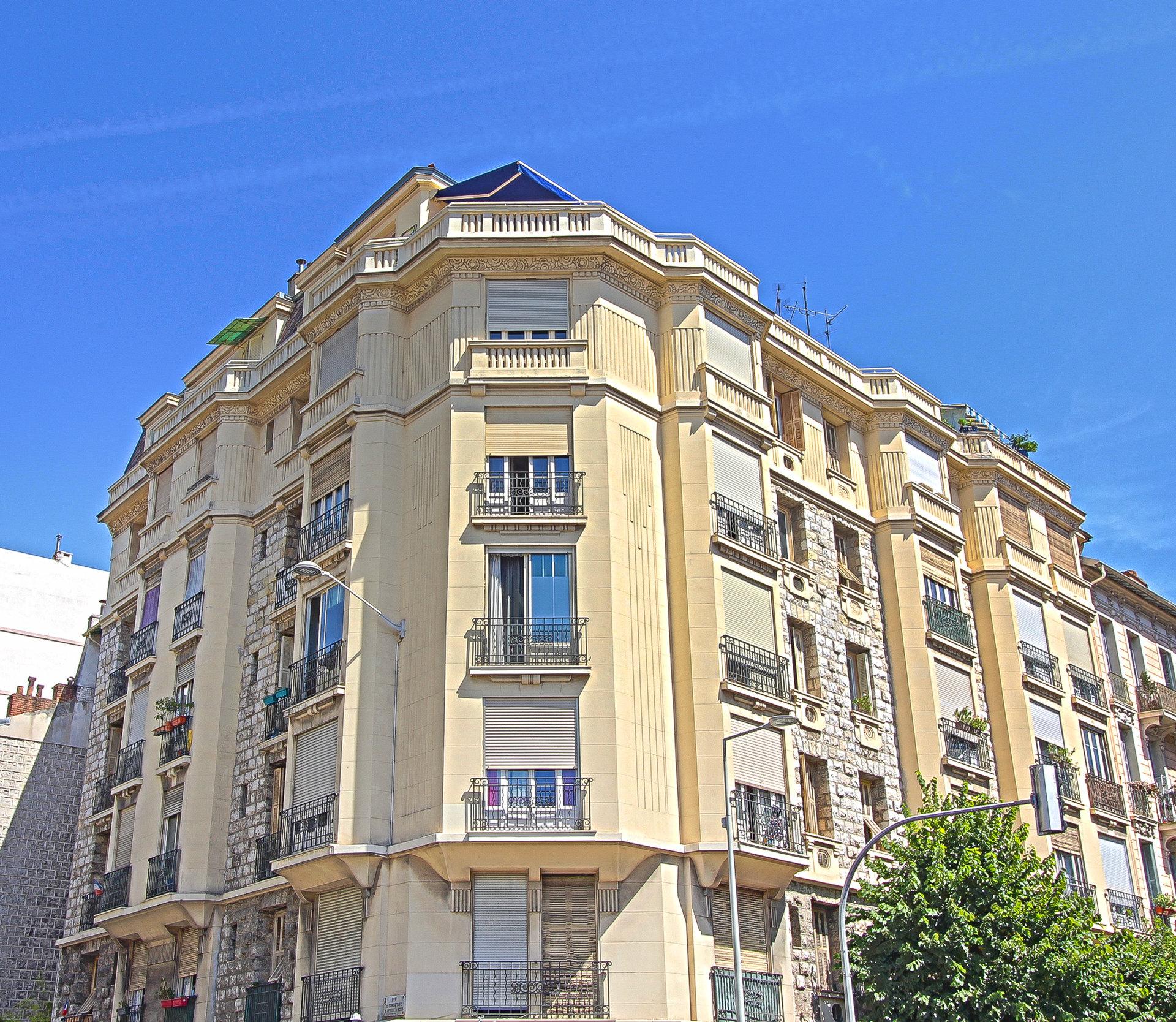 LIBERATION - 2/3P - Avant dernier étage - TBE - 250.000 €