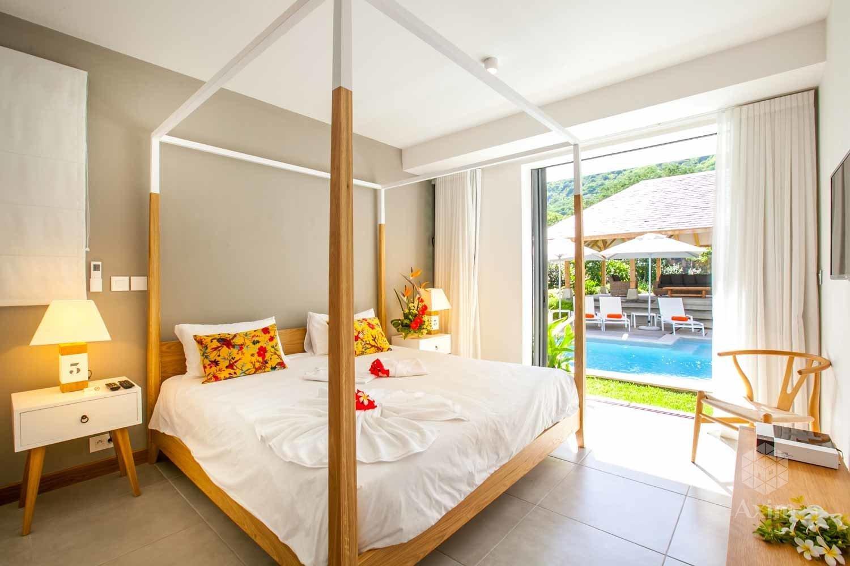 TAMARIN - Luxury villa 3 beedroom  in a secure residence