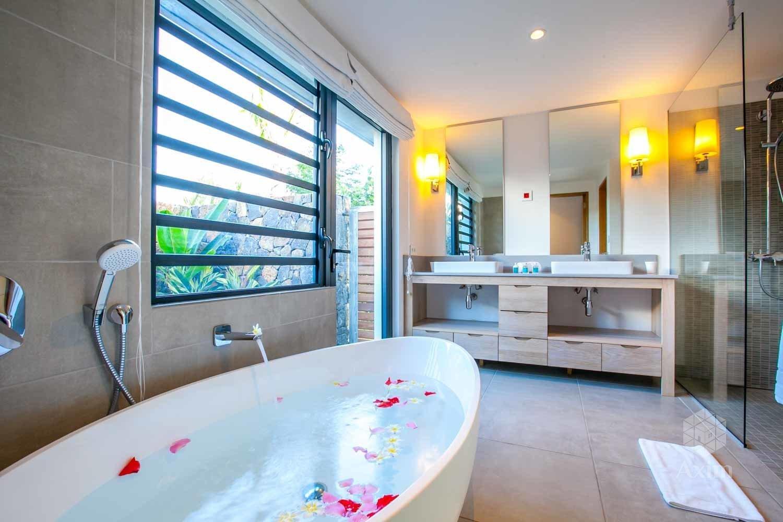 TAMARIN - Villa de luxe 3 cambres dans une résidence sécurisé