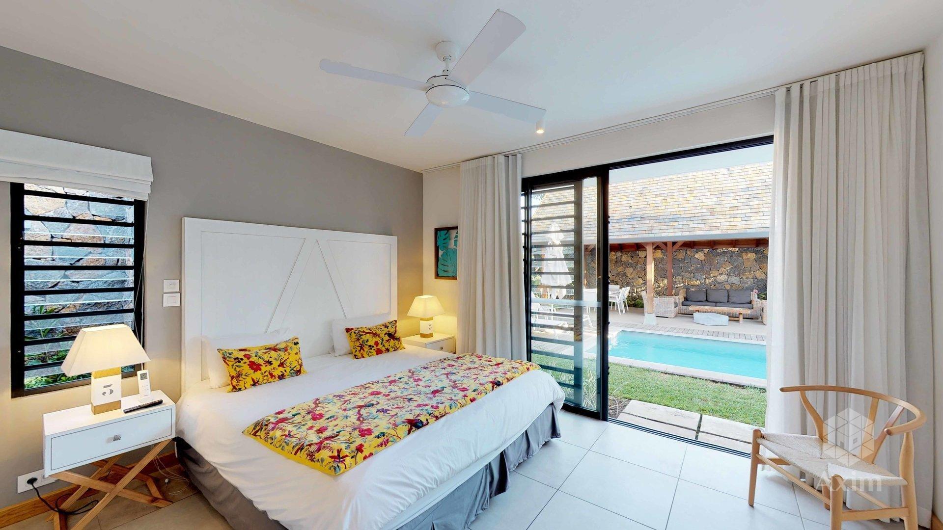 TAMARIN - Villa neuve de 3 chambres dans une résidence hautement sécurisé