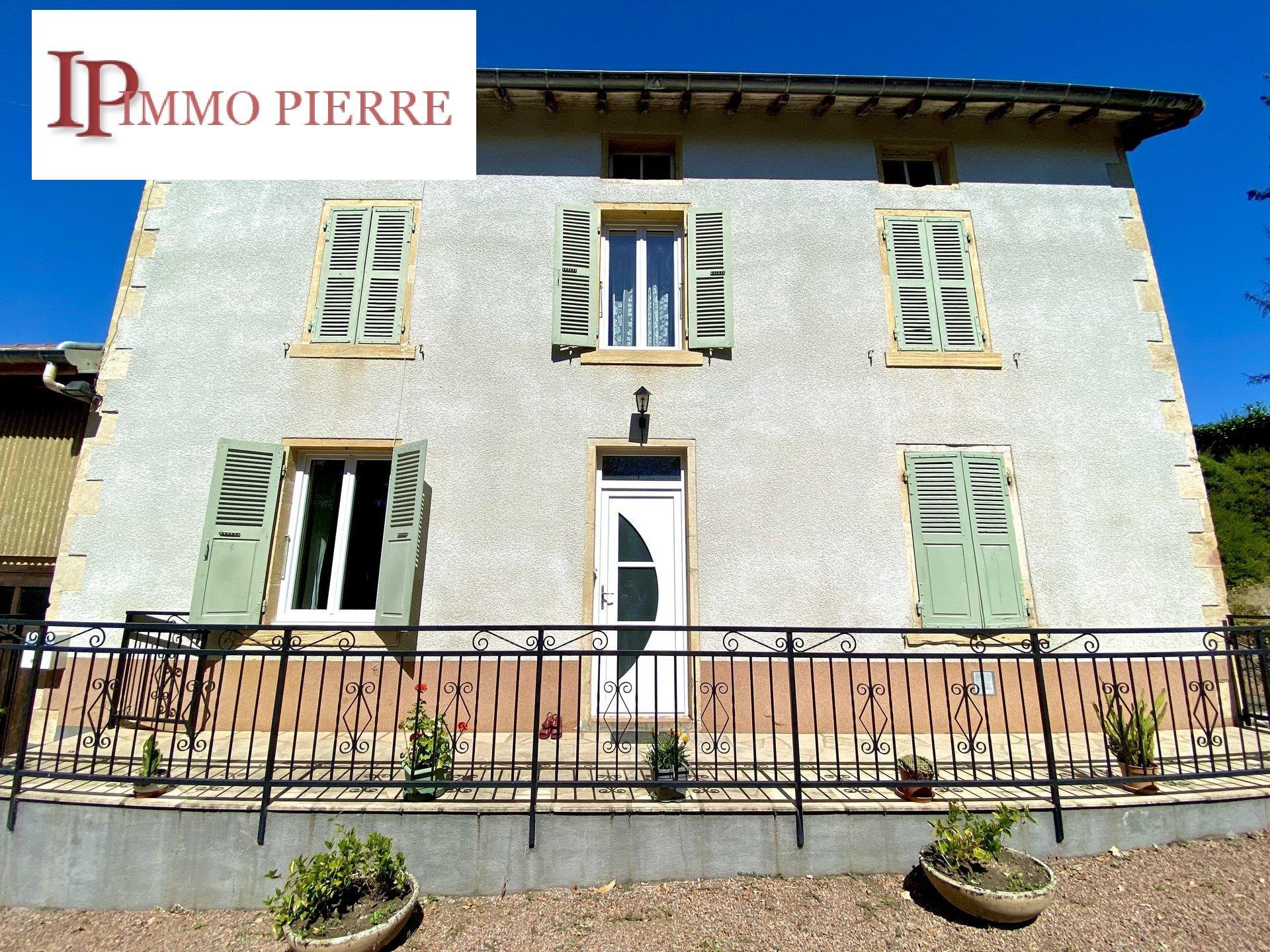 Sale House - Saint-Denis-de-Cabanne