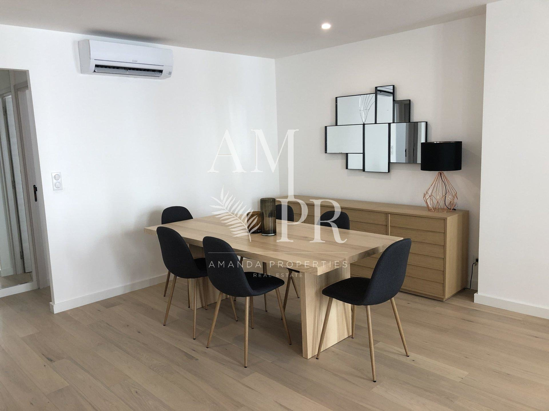 At the heart of Cannes- 3 bedrooms flat fully renovated