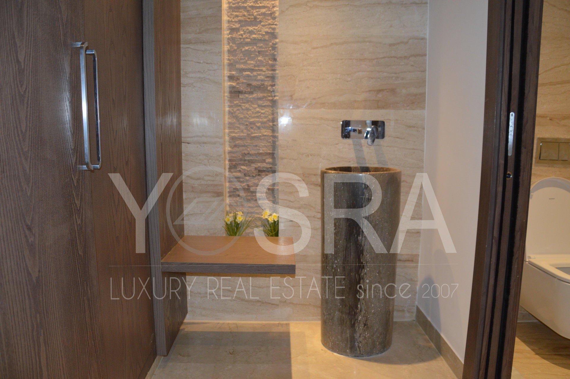 Luxueux Penthouse S+2 LAC 2