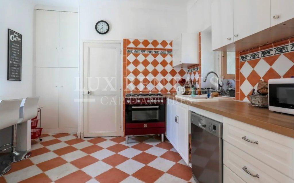 Сезонная аренда Дом - Кап д'Антиб (Cap d'Antibes)