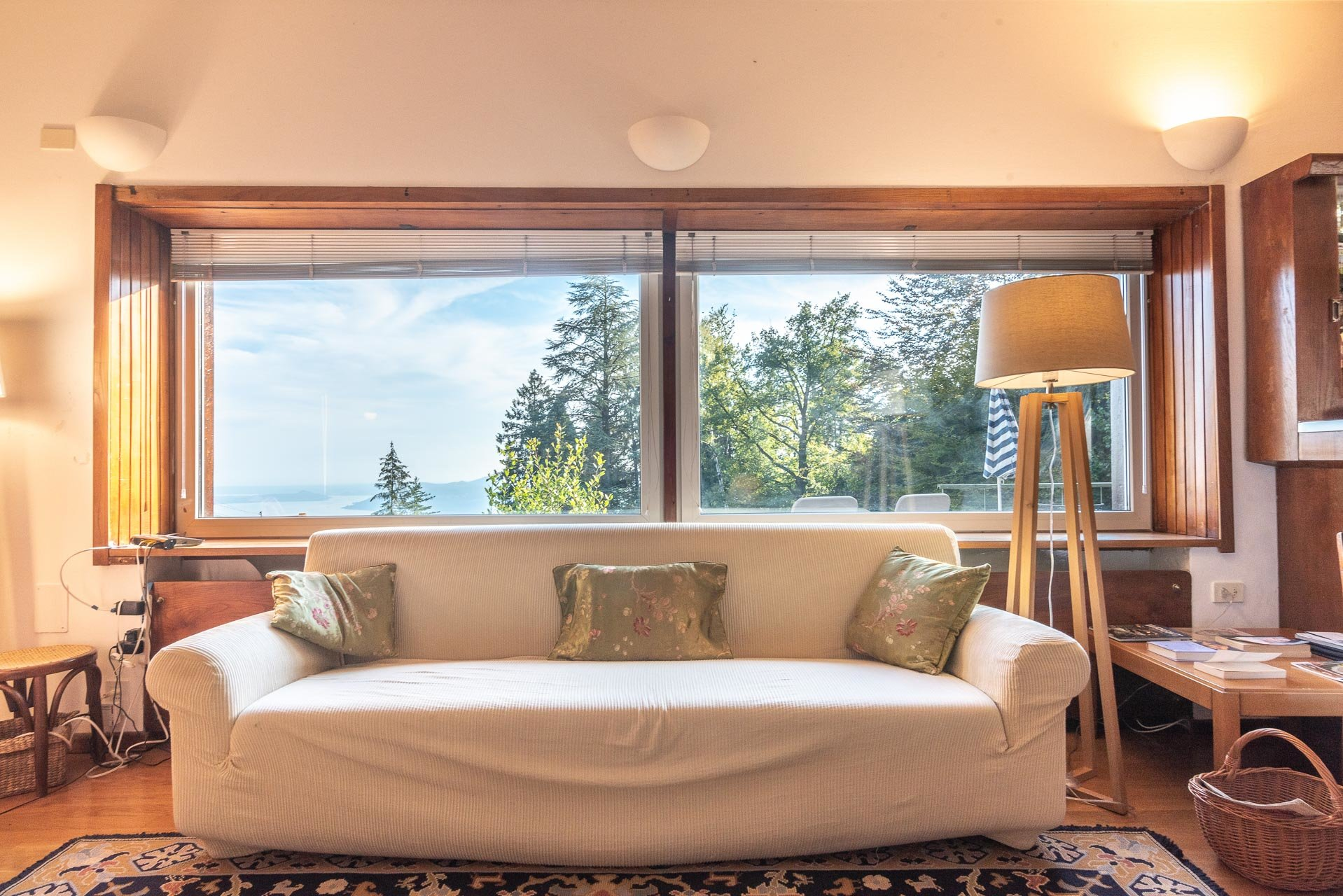 Villa zum Verkauf in Premeno des Bogens. Marco Zanuso