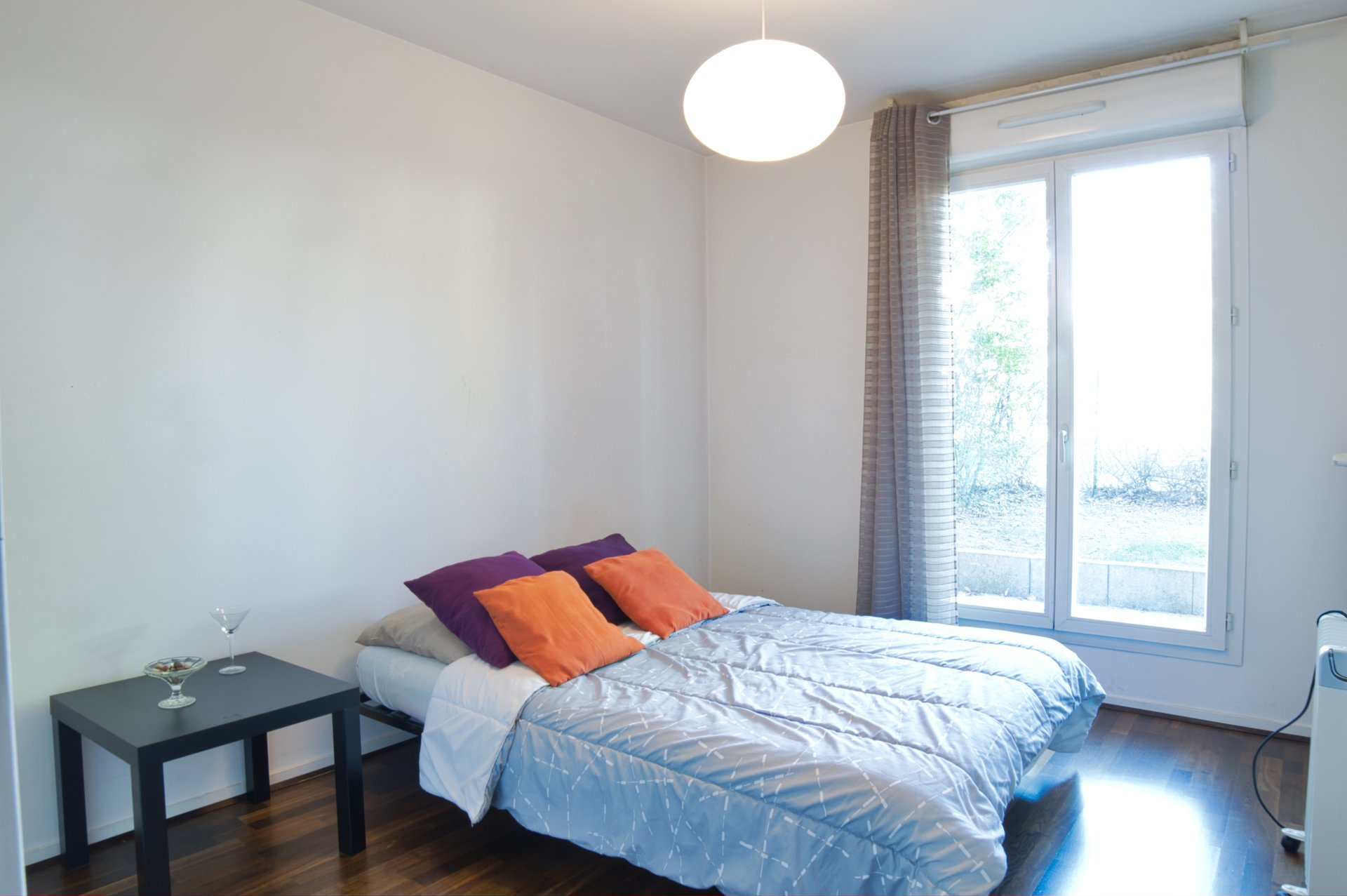 appartement 4 pièces avec un jardin tout autour