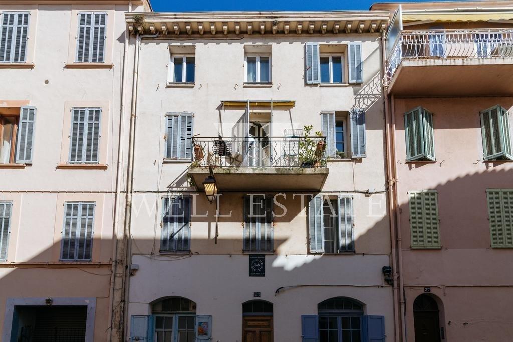 Appartement 32 m2 + combles aménageables  - Suquet