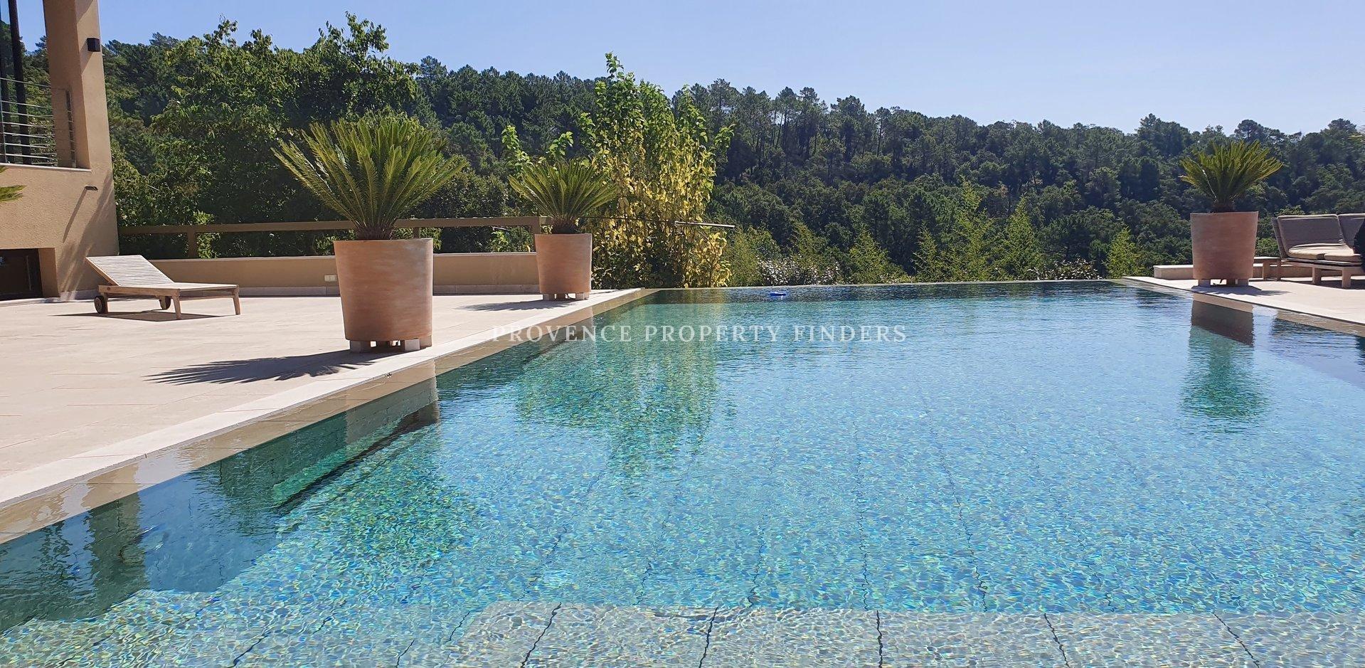 Luxe Villa met prachtig uitzicht.