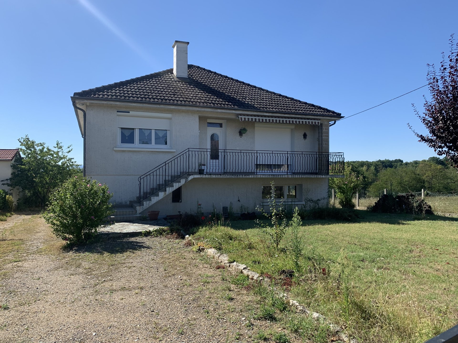 Sale House - Saint-Sylvestre-Pragoulin