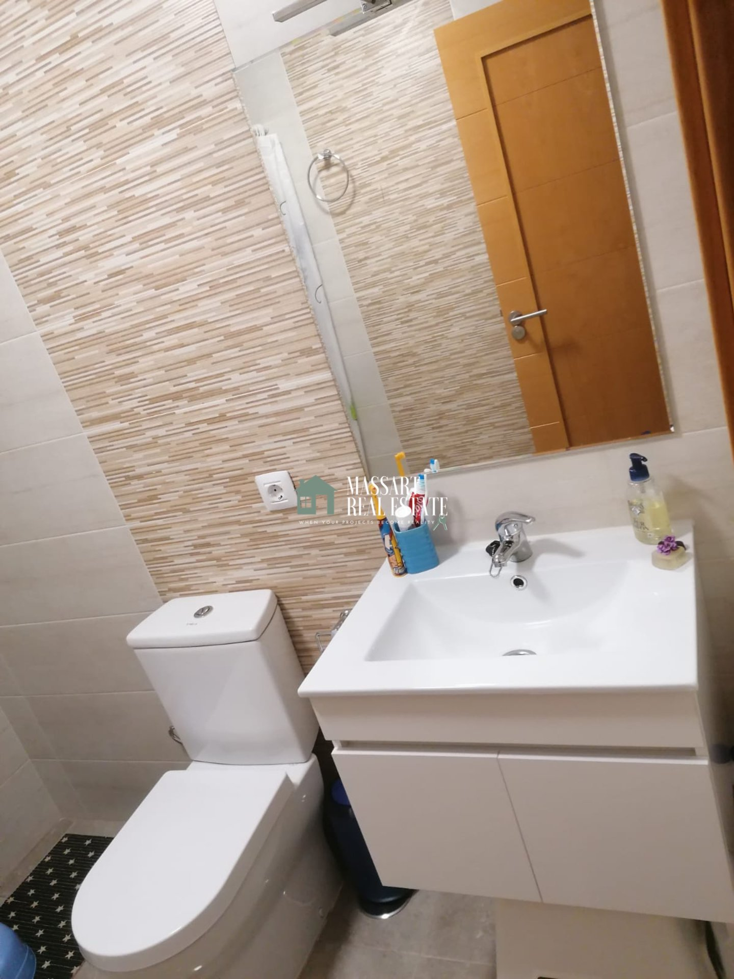 Fully furnished apartment located in a quiet area of Aguadulce (Guía de Isora).