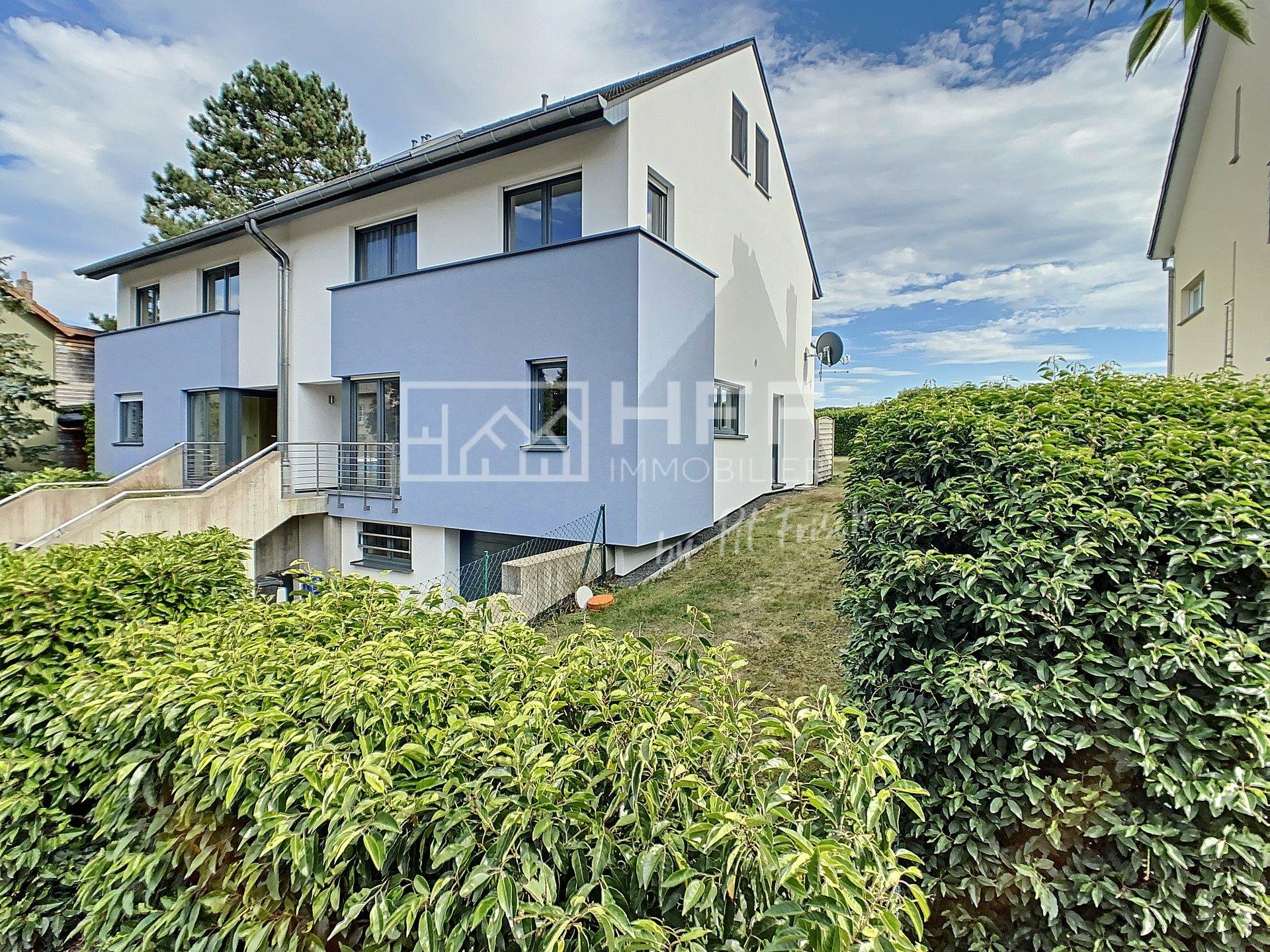 4-BEDROOM HOUSE IN BERG