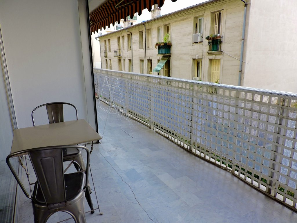 Musiciens/Gambetta, beautiful large 1 bedroom apt with terrace