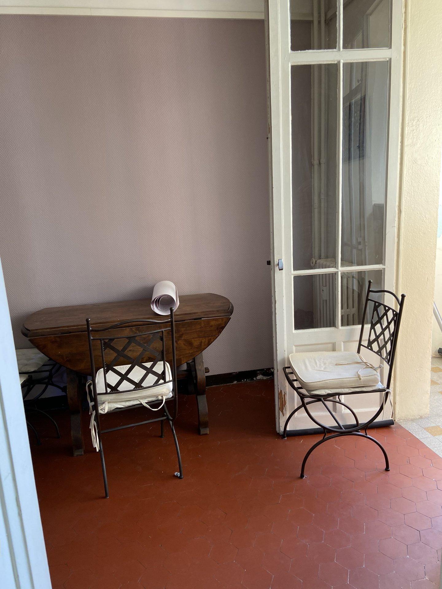 Appartement T2 Blancarde St Pierre 13005