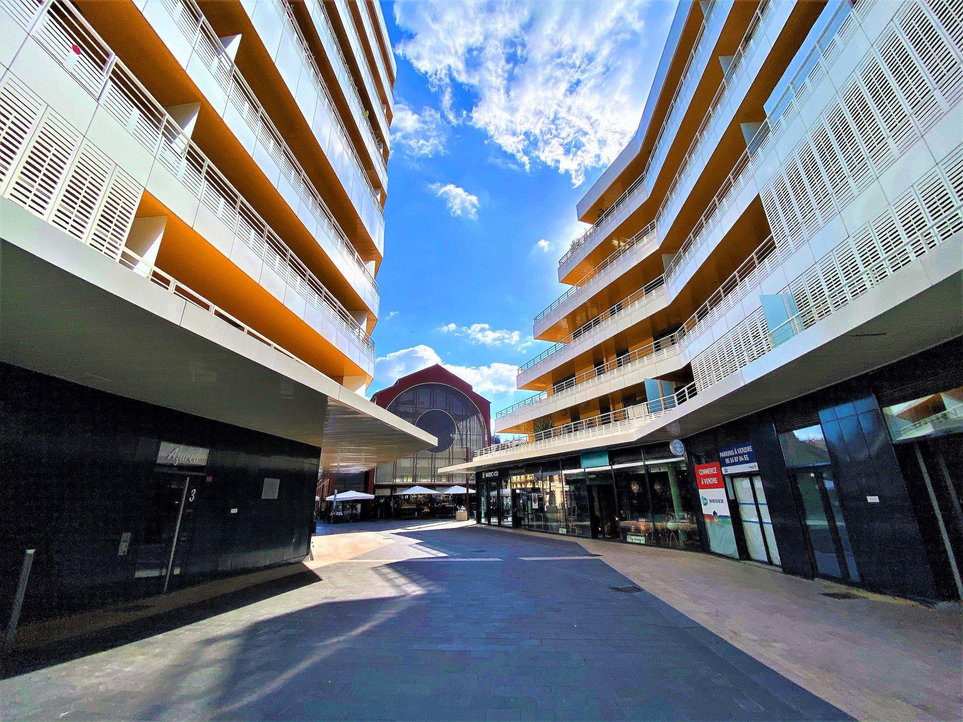 Libération Gare du SUD 3P Dernier étage