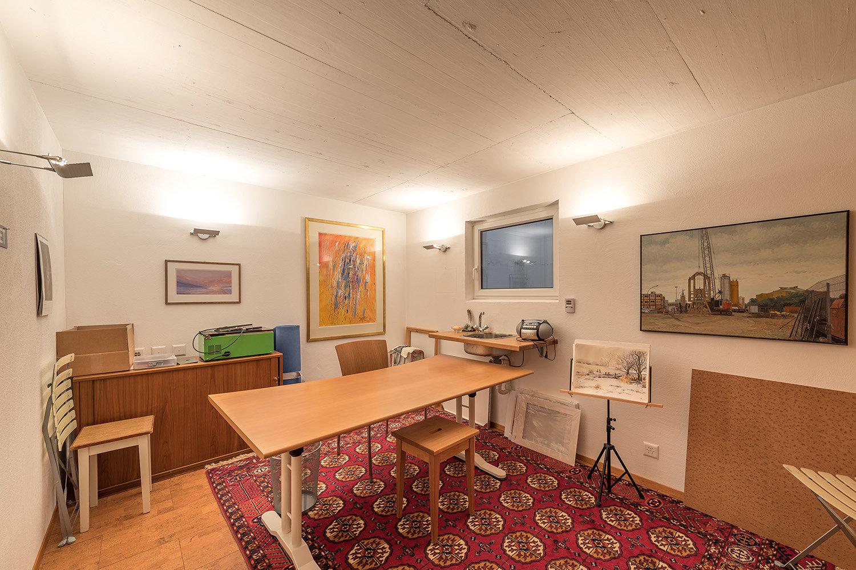 Luminoso appartamento in vendita a Samedan, Cantone dei Grigioni, Svizzera