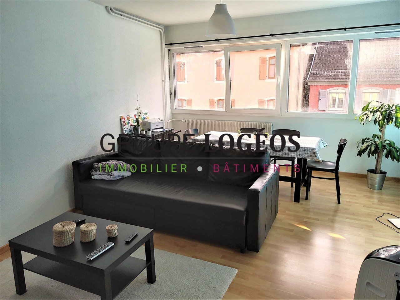 Charmant 3 pièces à Altkirch visite virtuelle