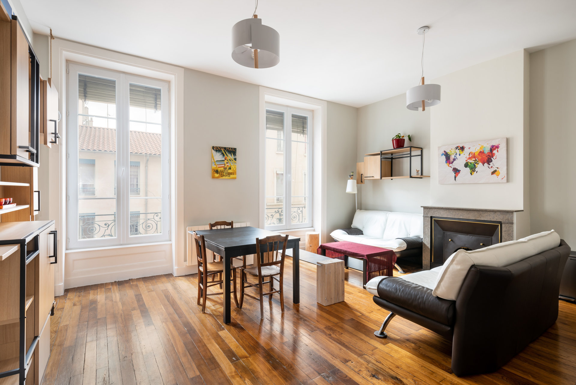 Appartement T2 bis  - Rue Duguesclin