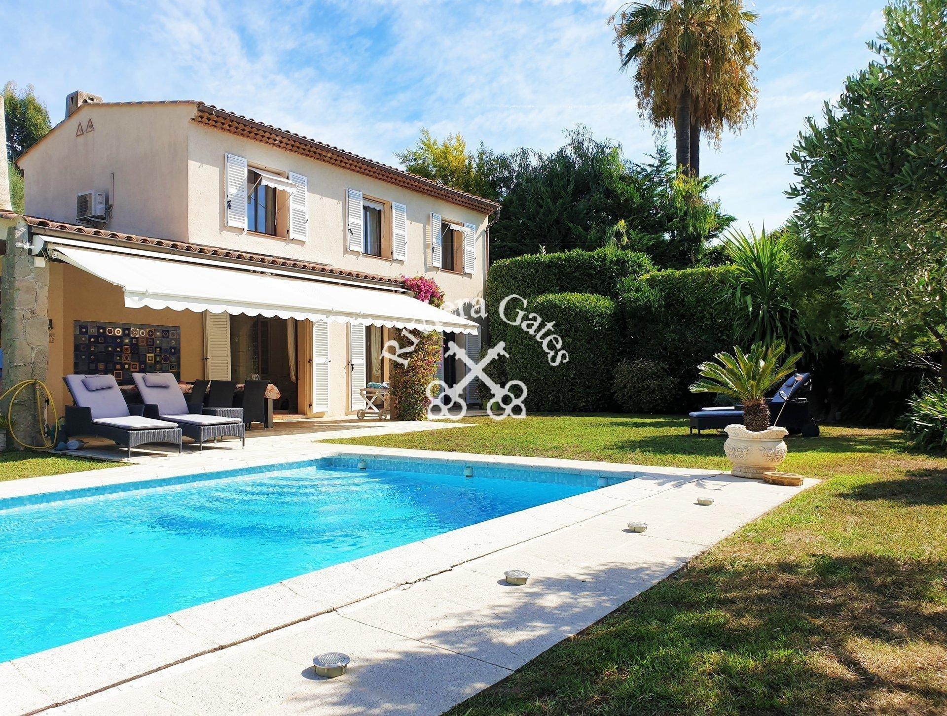 A louer - Villa indépendante avec piscine - Les Hauts de Vaugrenier