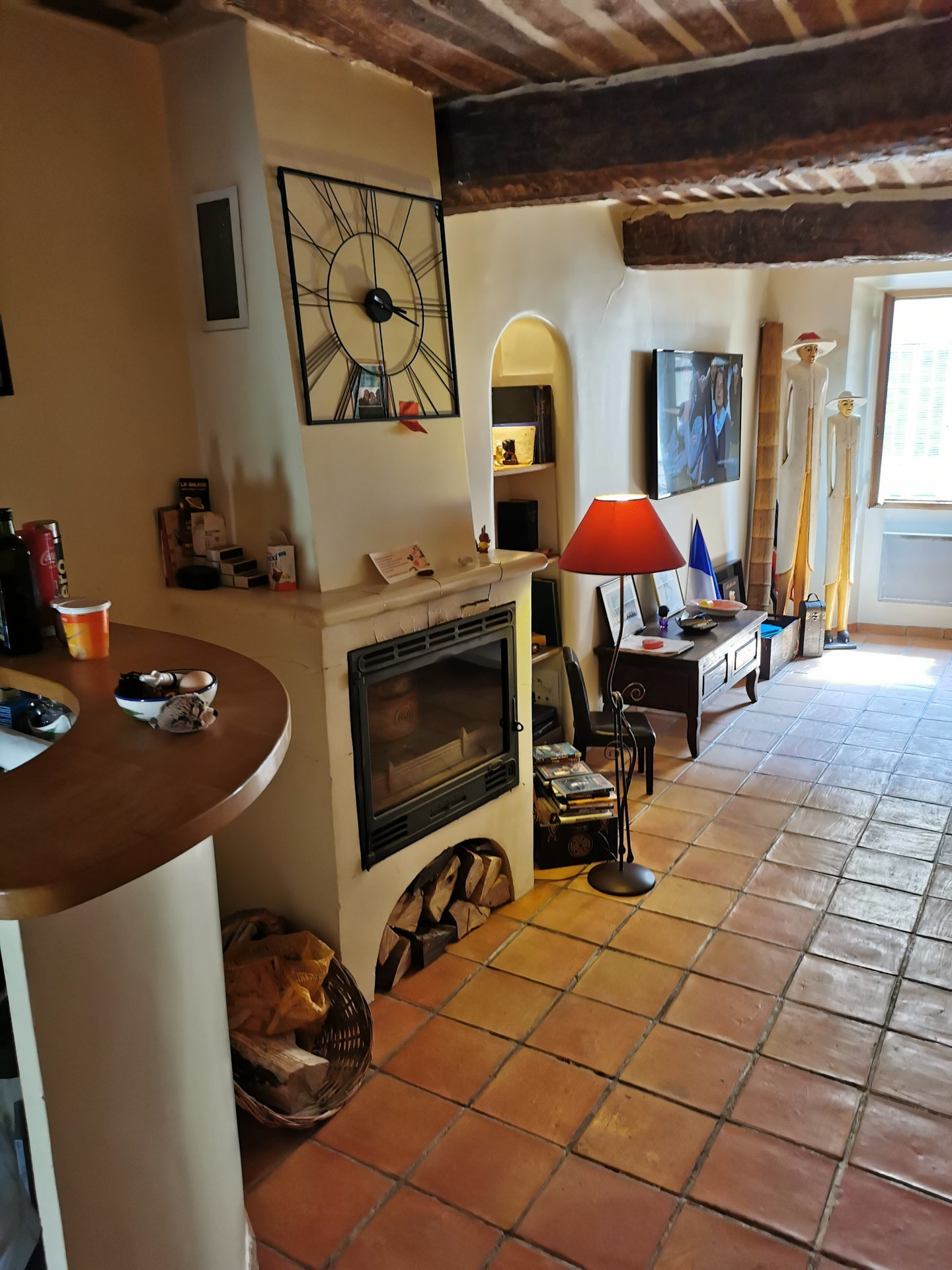Bel appartement à SAINT-VALLIER-DE-THIEY
