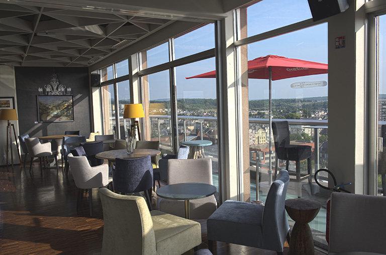 restaurant/ bar panoramique