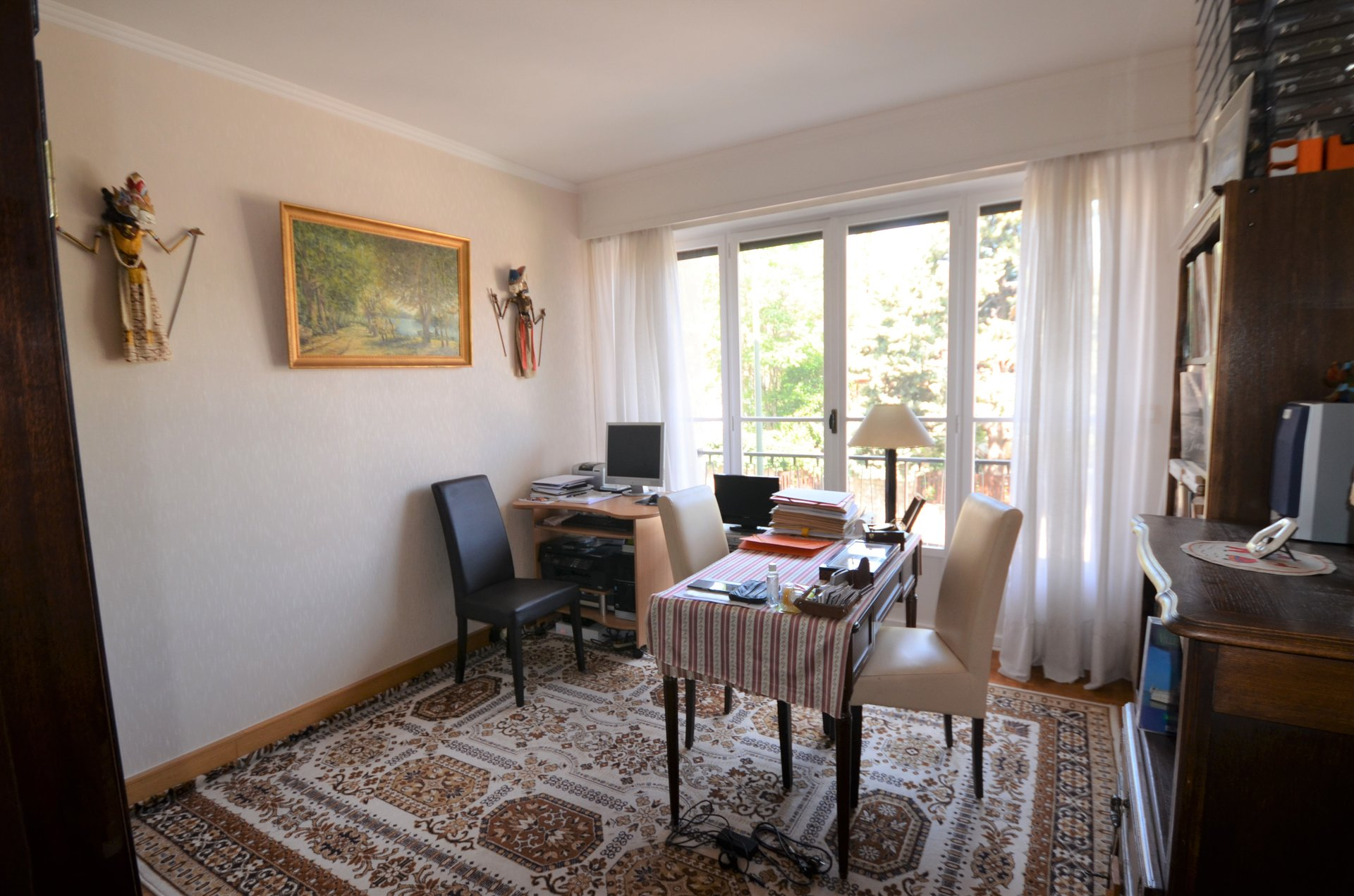 Appartement  5 pîeces / 3 chambres