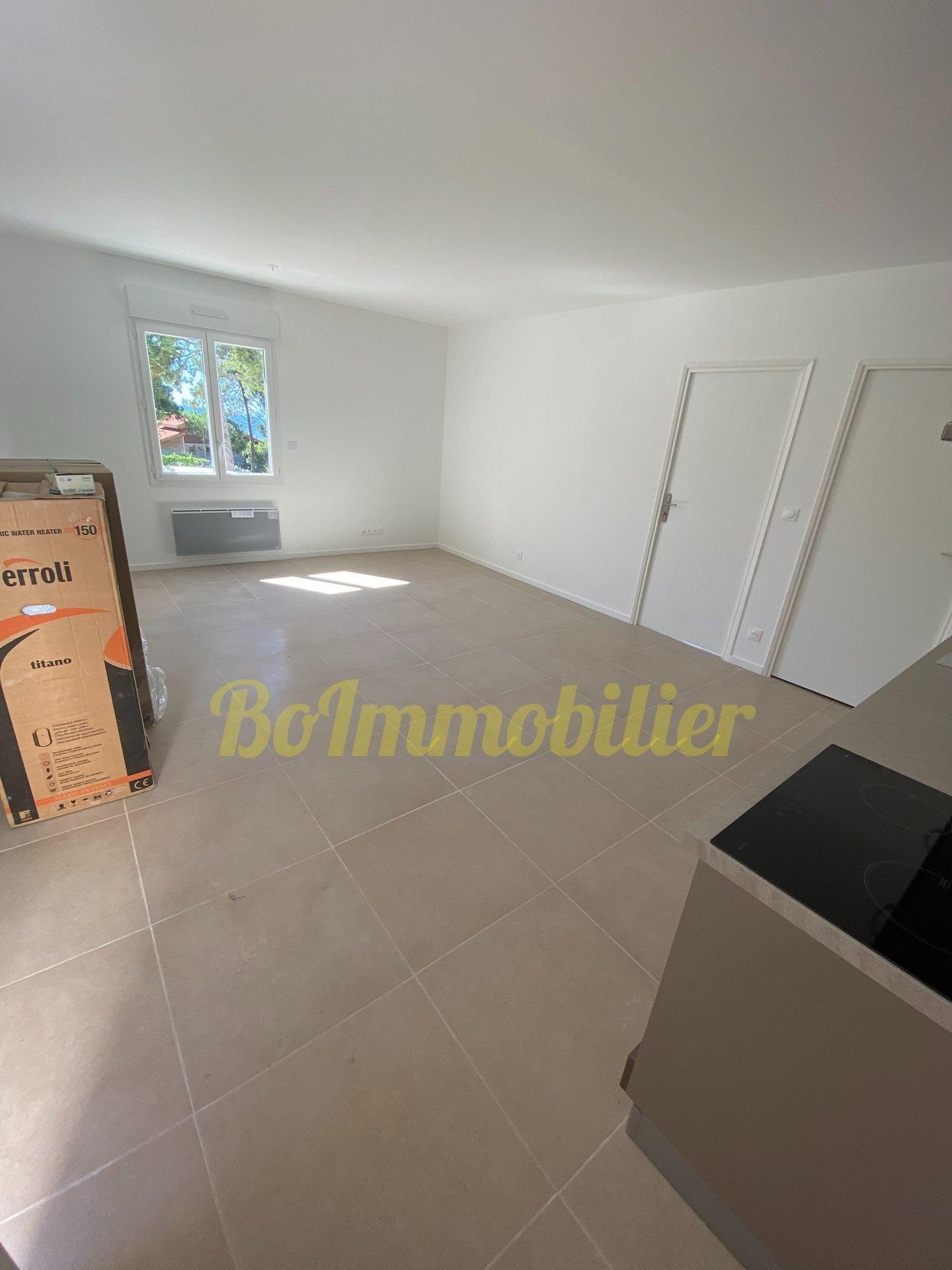 Agréable 2P de 46 m2 + Terrasse de 26 m2