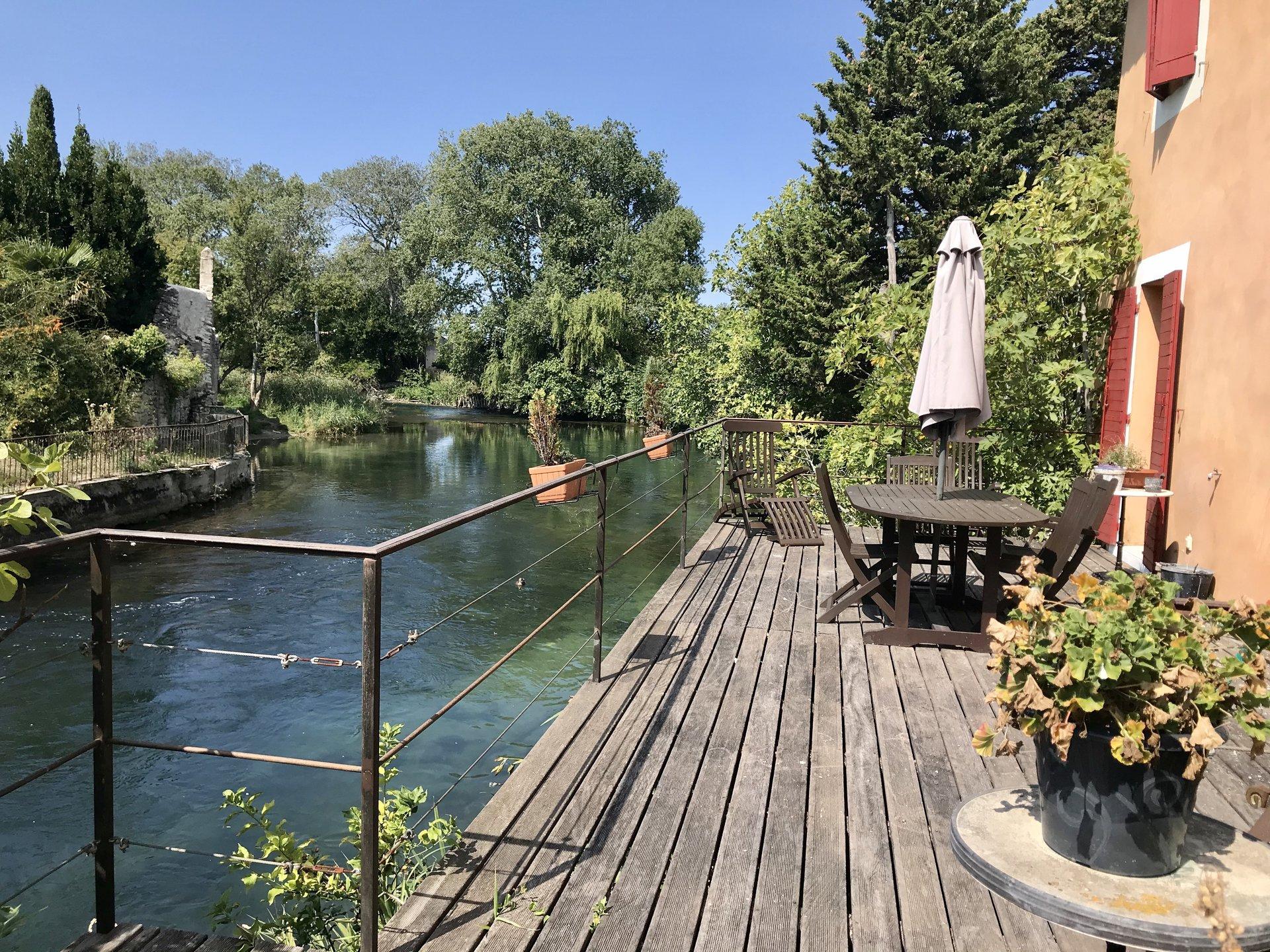 Splendide Moulin du 16ème entièrement rénové 220 m²