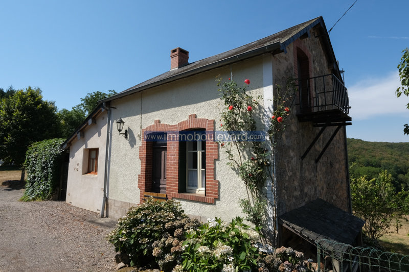 Nice house for sale near Corancy, Morvan in Burgundy