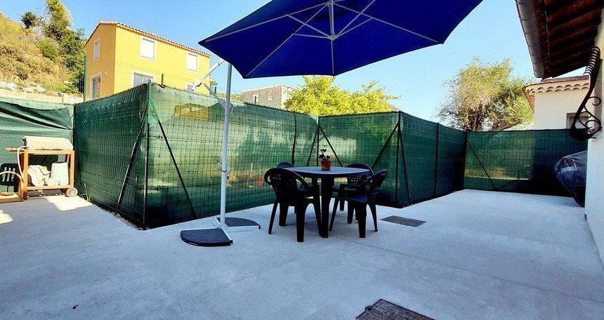 CARROS LES PLANS (06510) - 4 pièces - terrasse