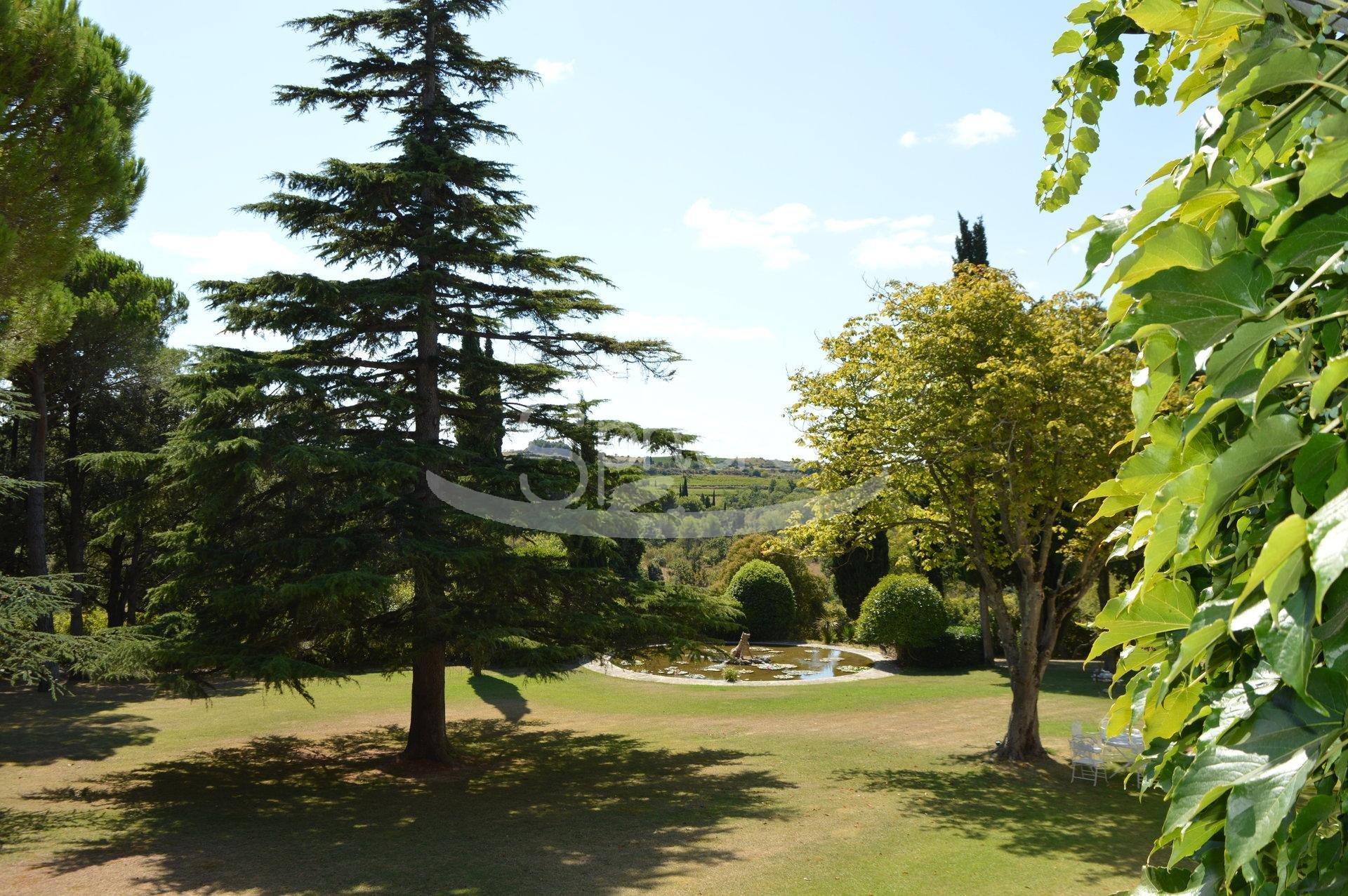Magnifique domaine sur plus de 40 hectares