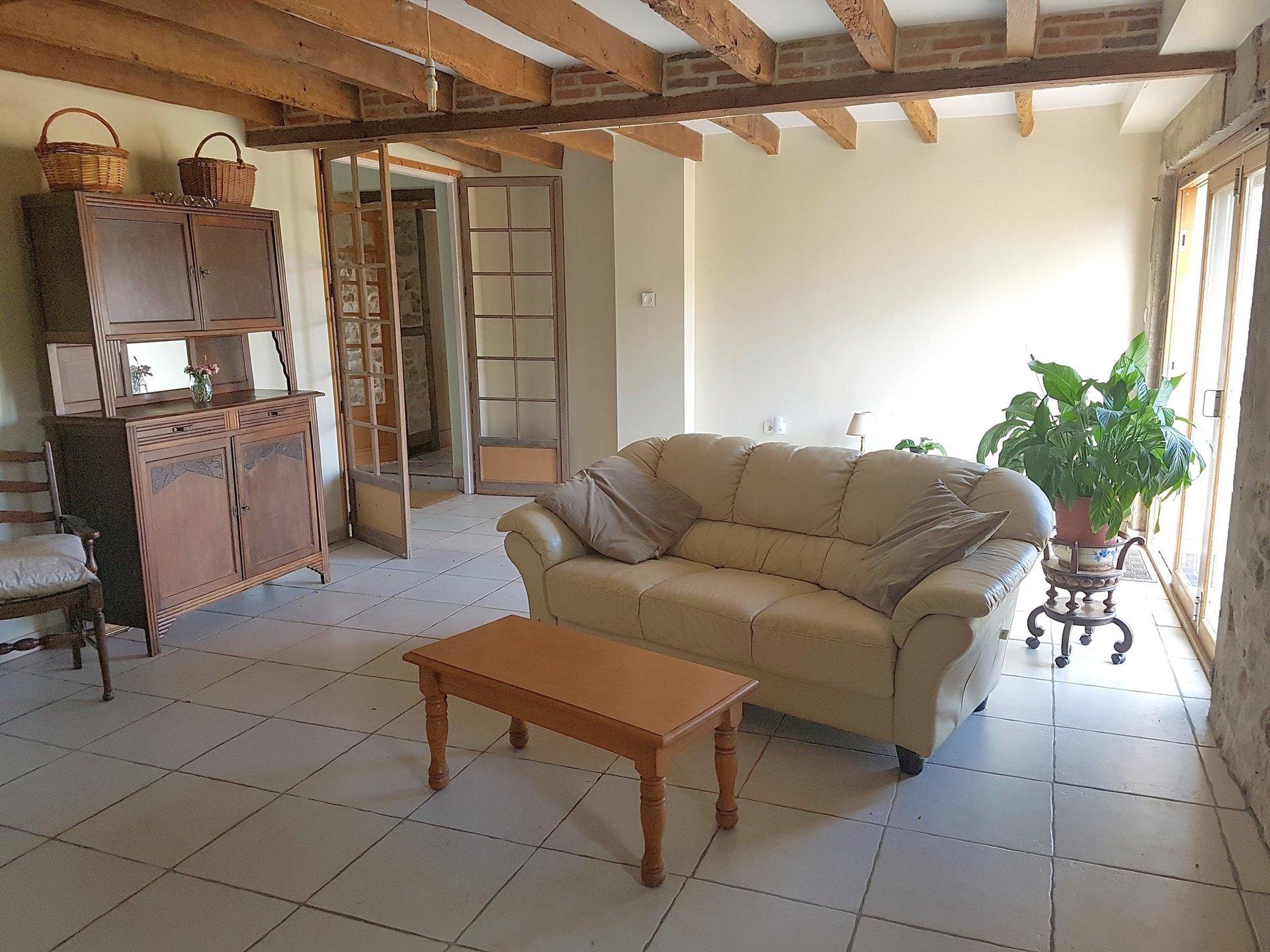 Huis op 3 ha te koop in het zuidwesten van de Brenne 36