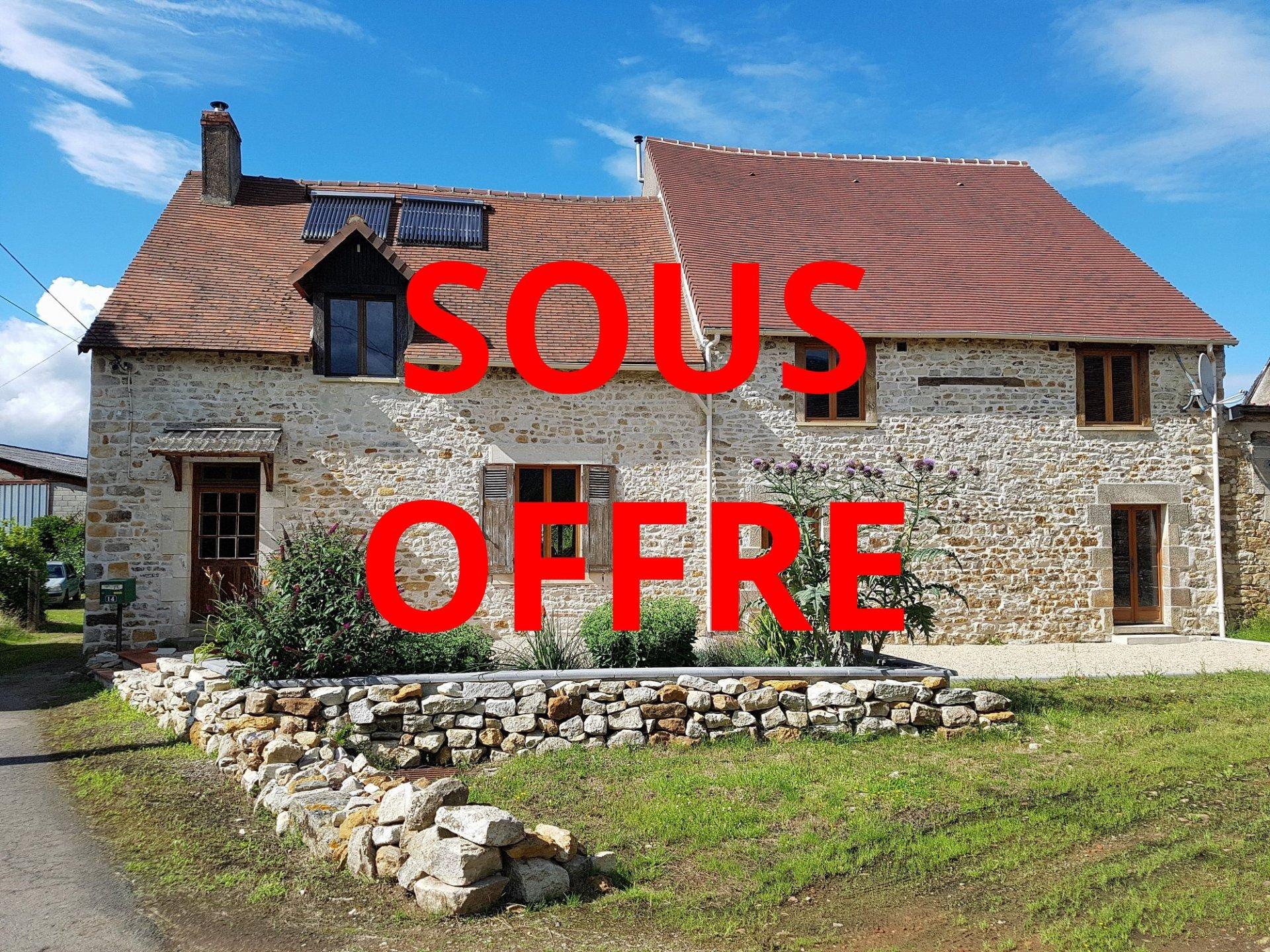 Haus auf 3 ha  zu verkaufen im Südwesten von die Brenne 36