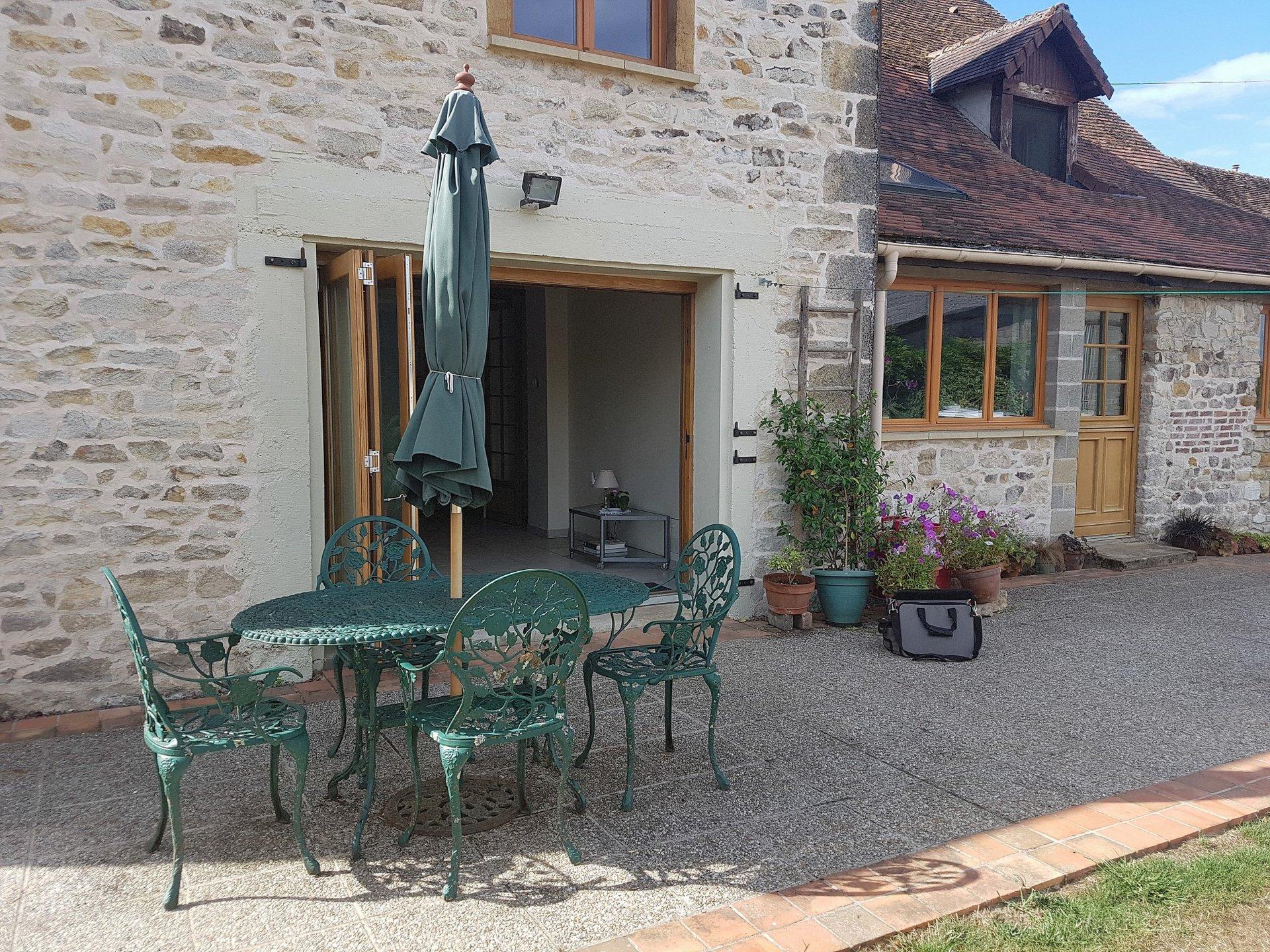 Maison sur 3 ha à vendre dans le sud-ouest de la Brenne 36