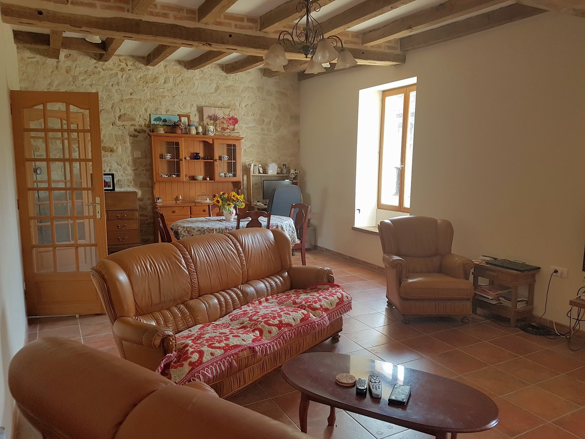 House on 3 ha for sale in the south-west of the Brenne 36
