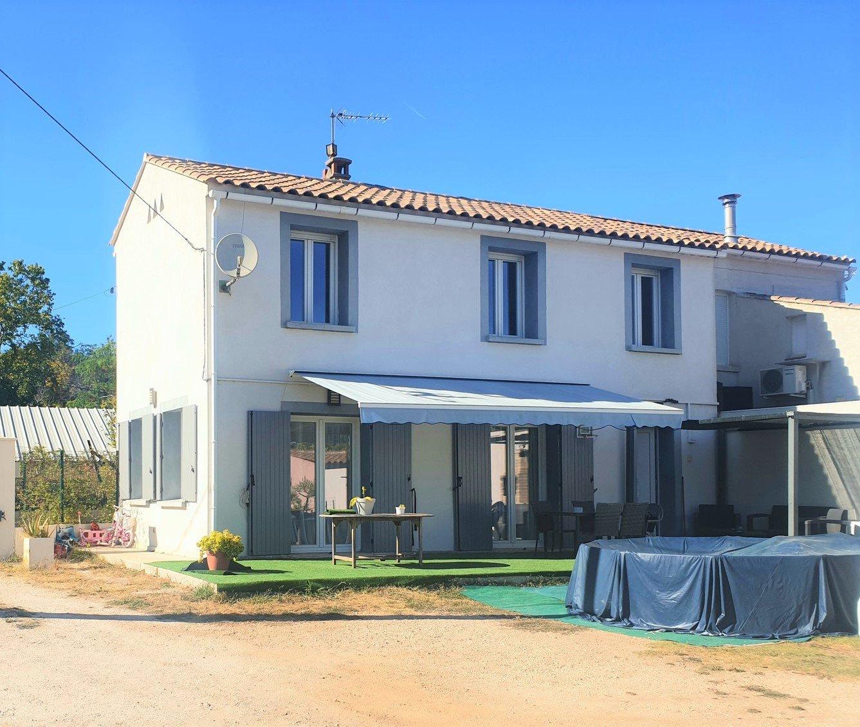 Maison T4 sur 926 m² de terrain