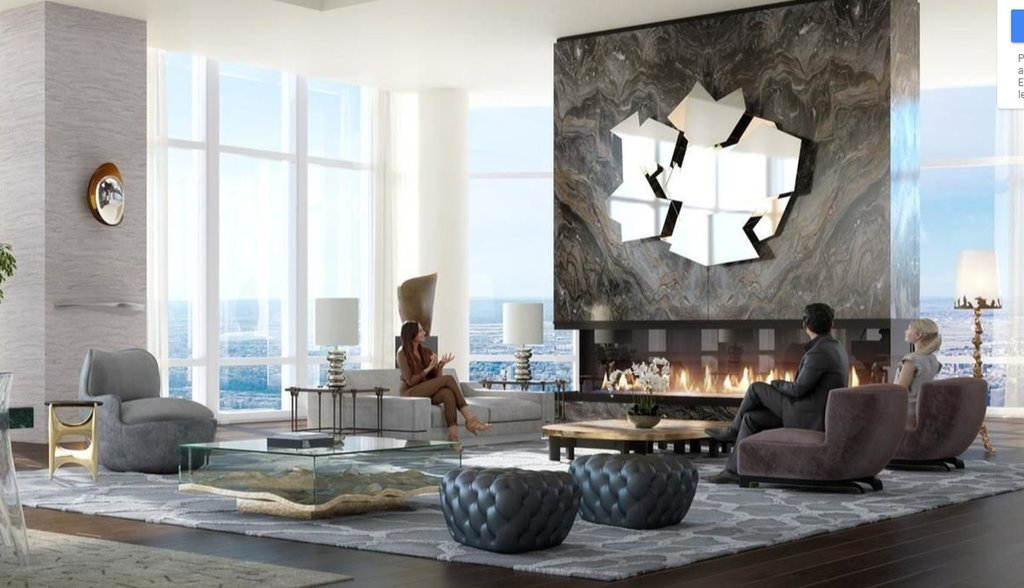 Luxury 5 bedroom apartment for sale in New York