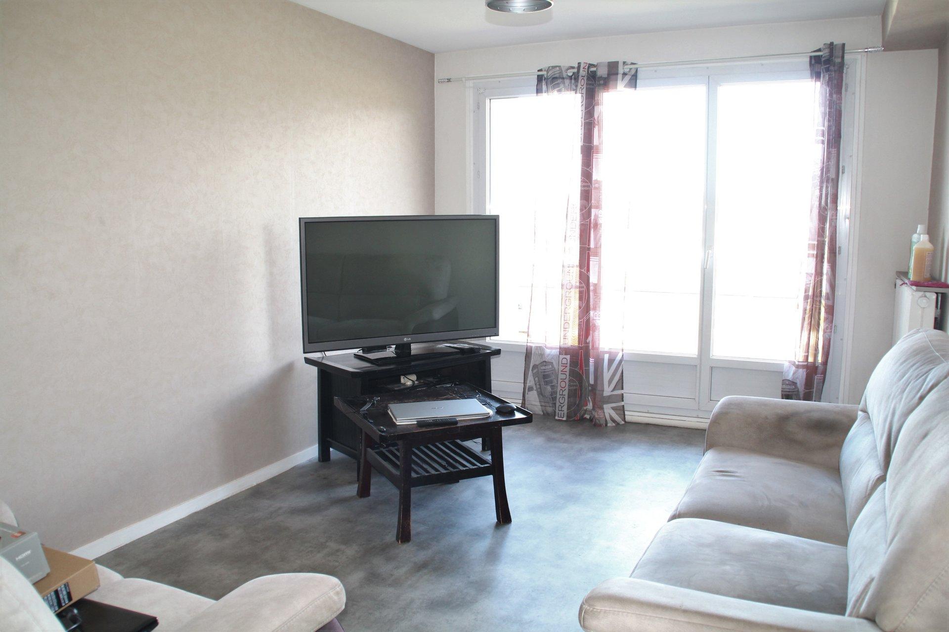 Appartement T3 63m² avec garage