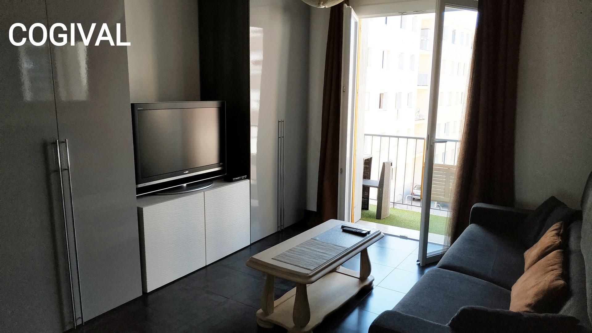 Rental Apartment - Vallauris Centre Ville