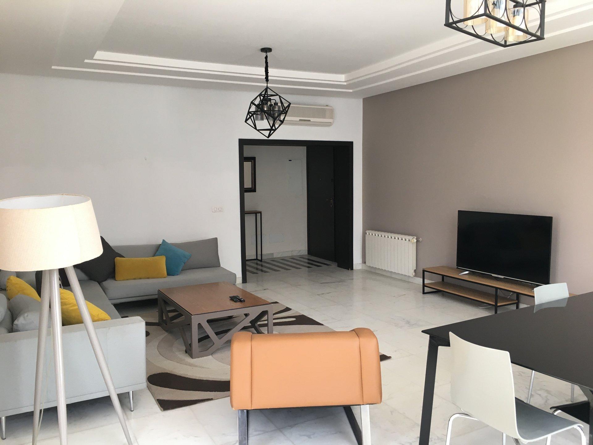 Location Appartement S+3 (non meublé) au Lac 2