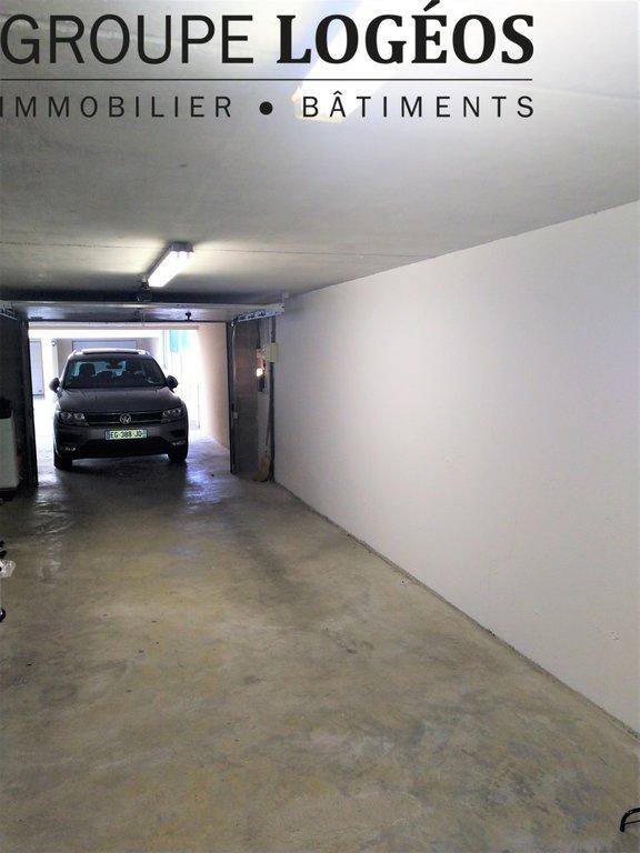 Duplex-Jardin de 83m²