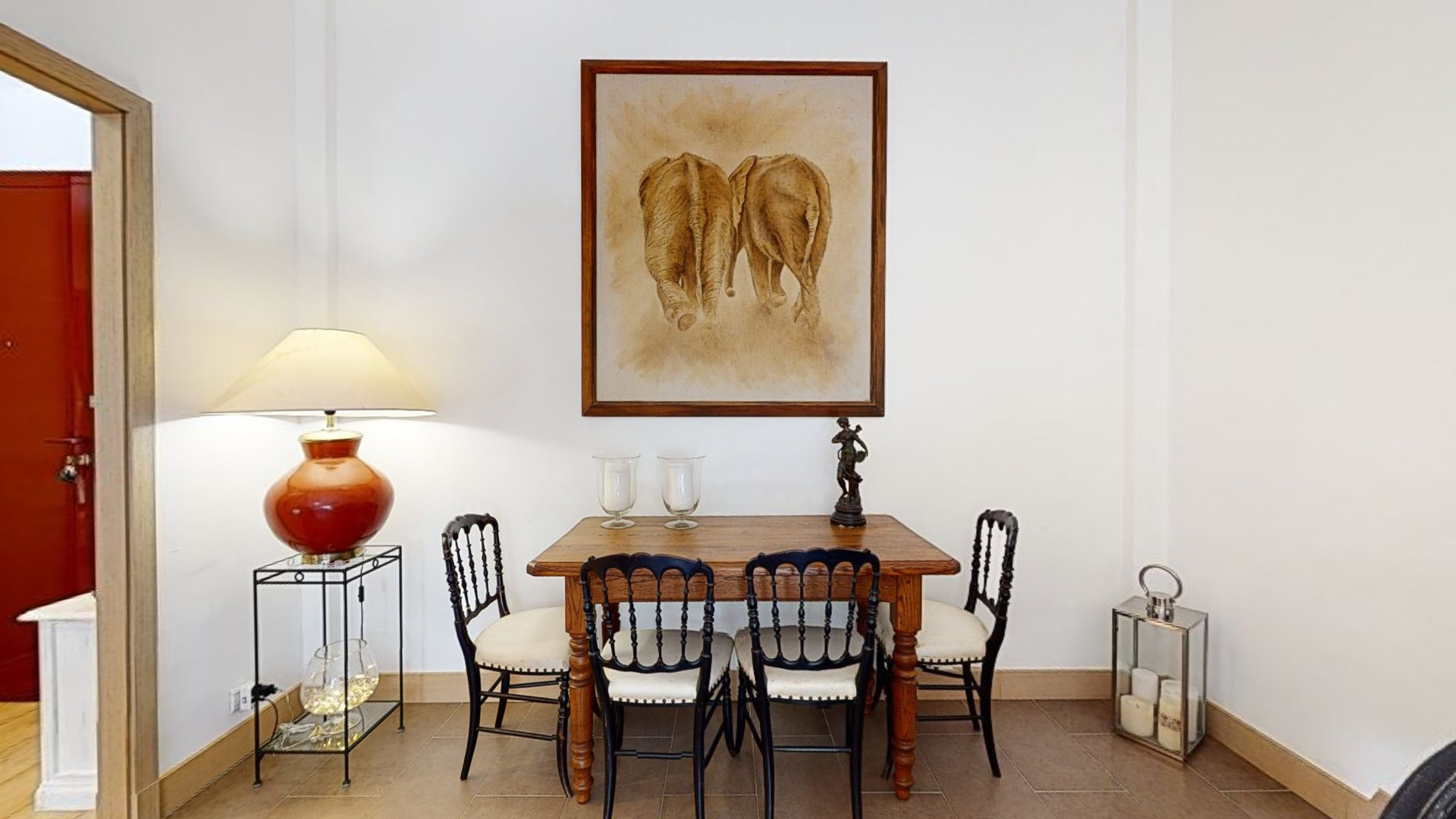 A vendre, 3 pièces RDJ, Nice Ouest Sainte marguerite