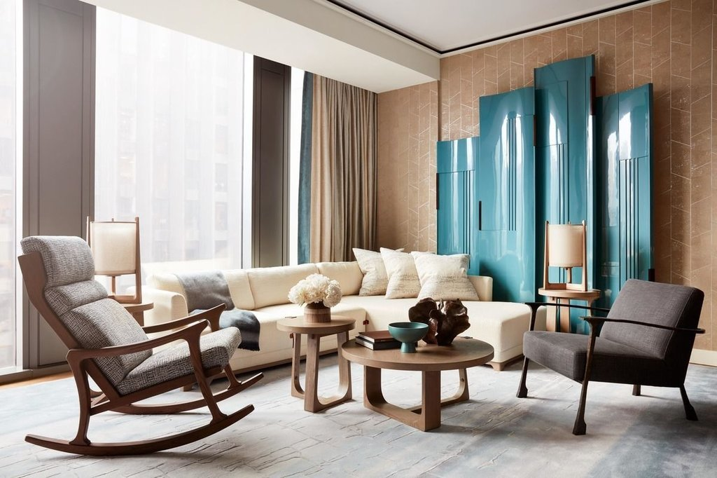 Luxury 4 bedroom apartment for sale in New York City, USA