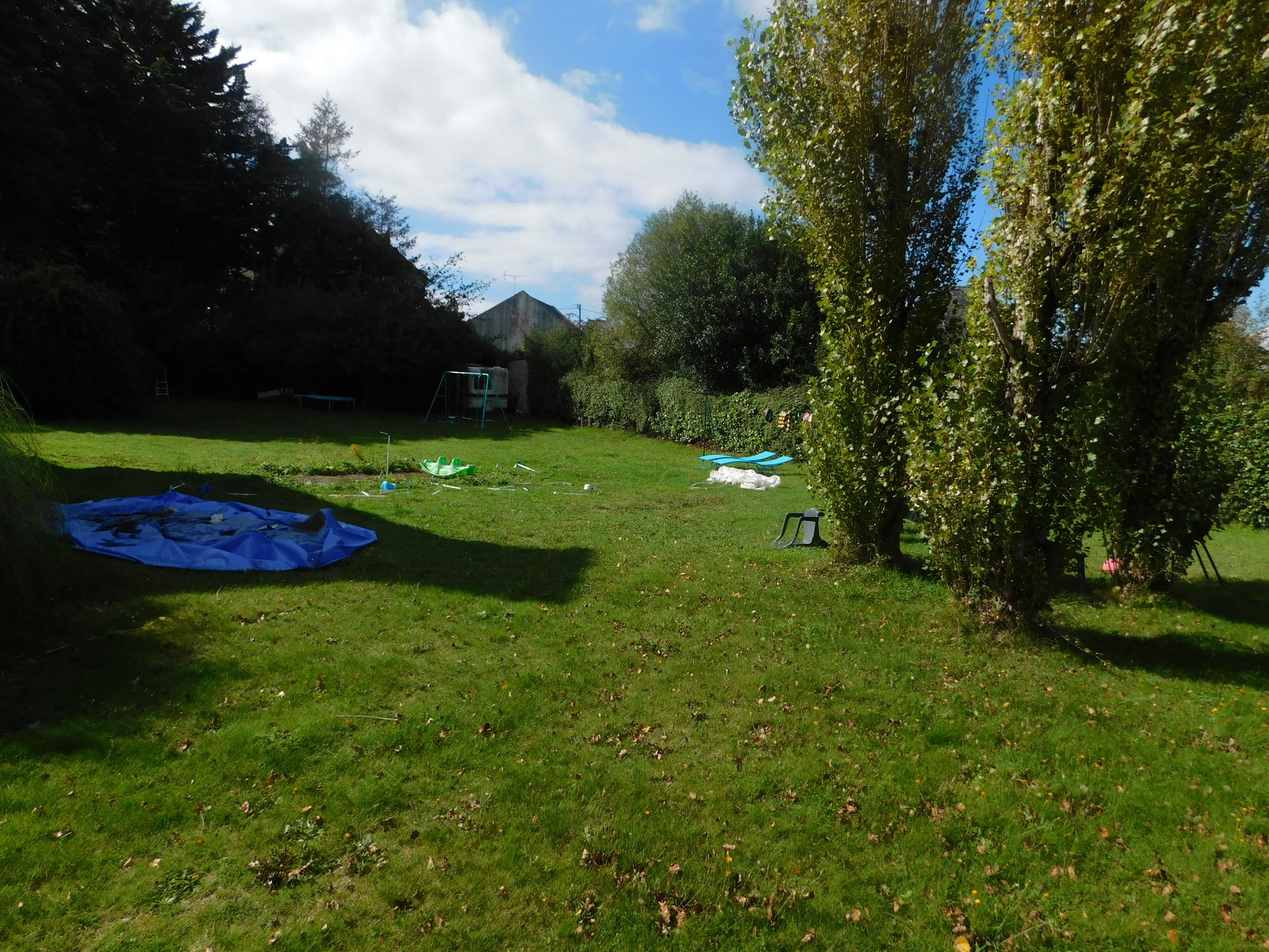 Sale Plot of land - Carhaix-Plouguer