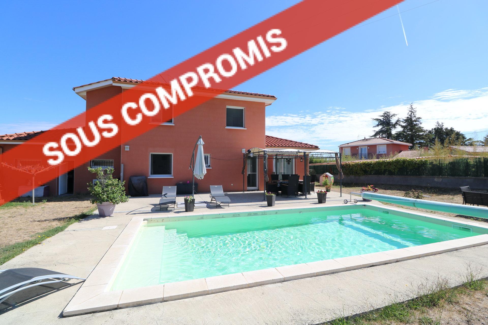 Maison 125m2 avec piscine