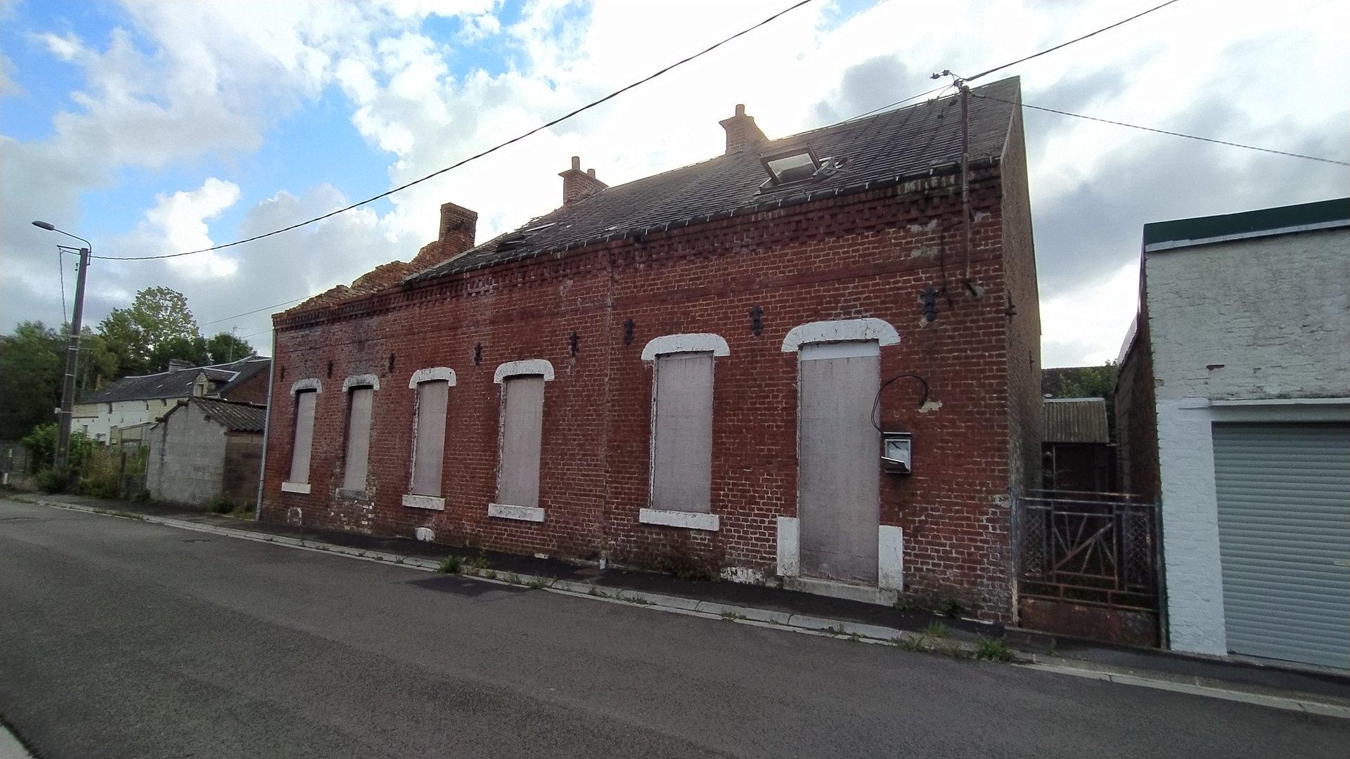 Maison à rénover - WIGNEHIES