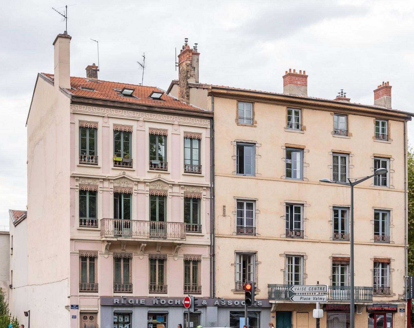 T1 meublé - 29m² - Lyon 9