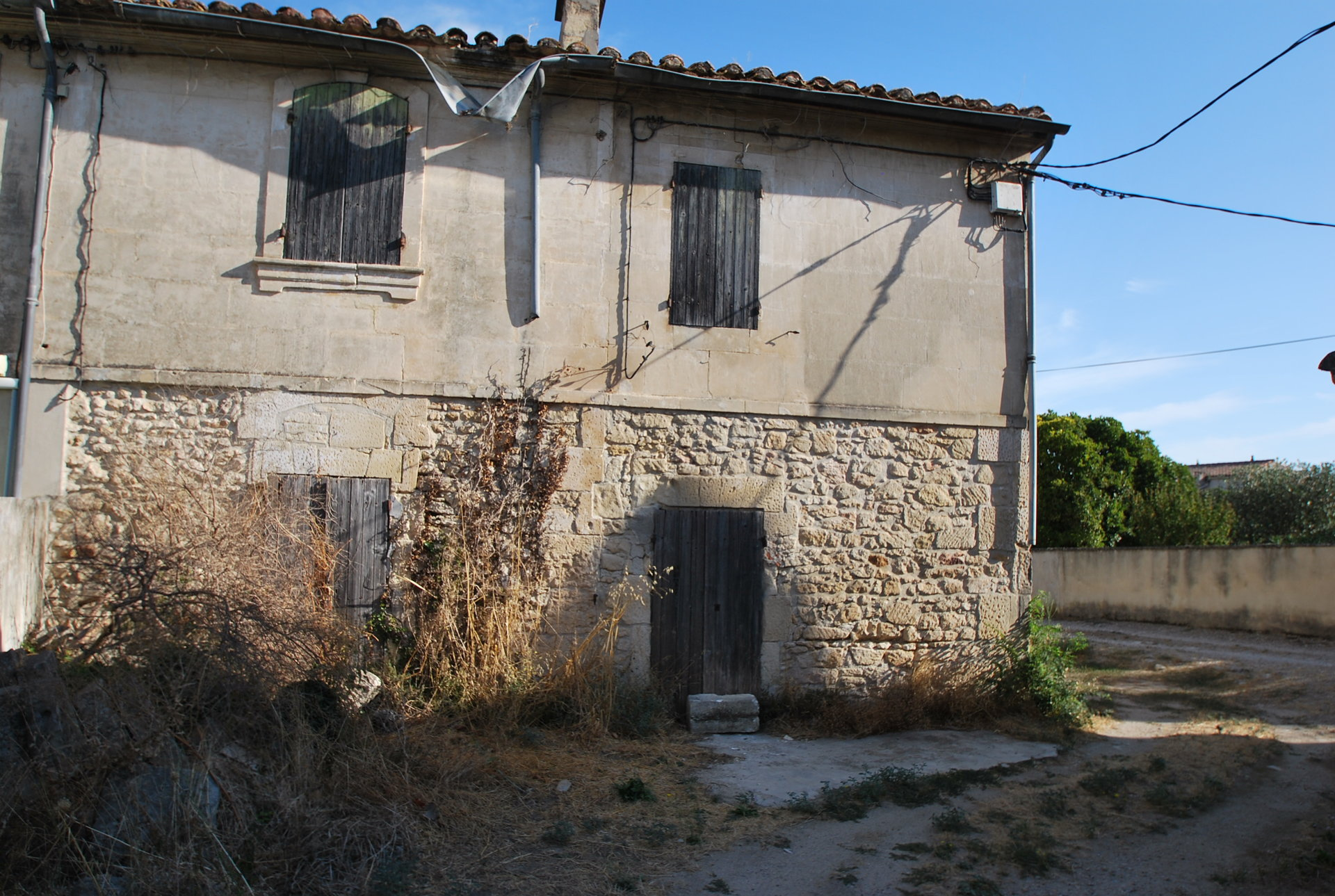 Sale Mas - Fontvieille
