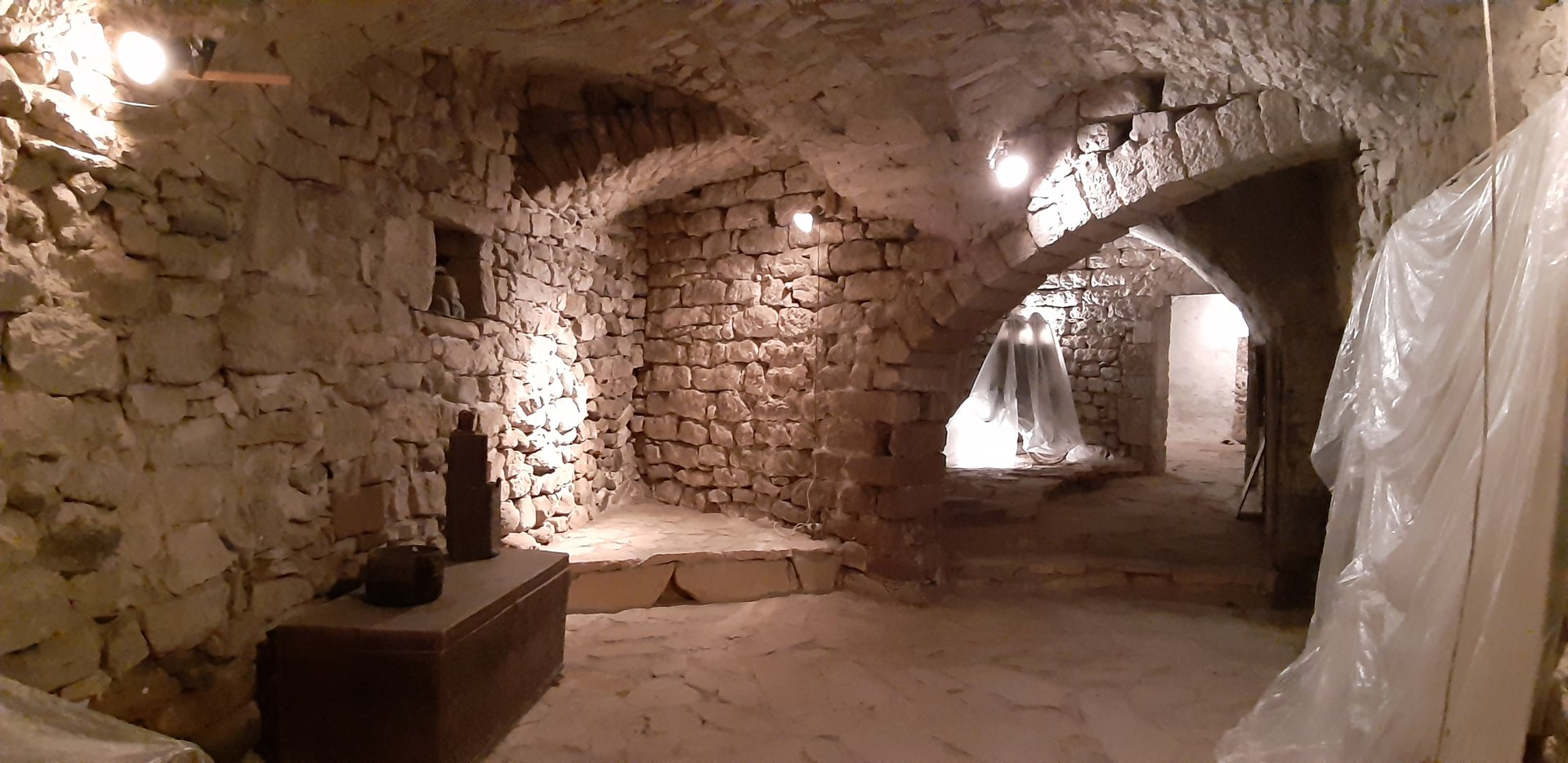 Ancienne écloserie pierre