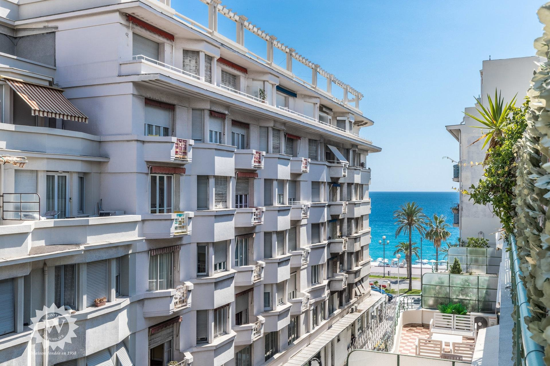 Capitole 3 Rooms Flat Sea, Hills and Park Viewss;